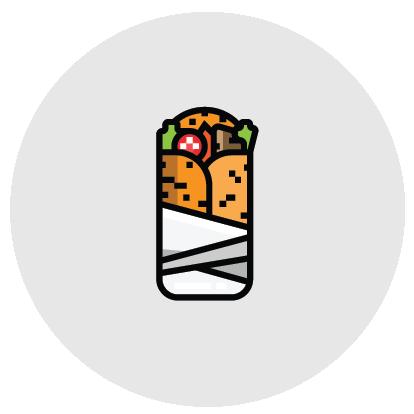 بسته بندی ساندویچ و پنینی