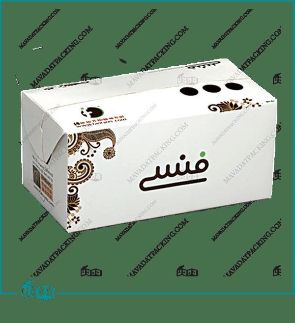 جعبه مرغ 2 تکه مدل kfc