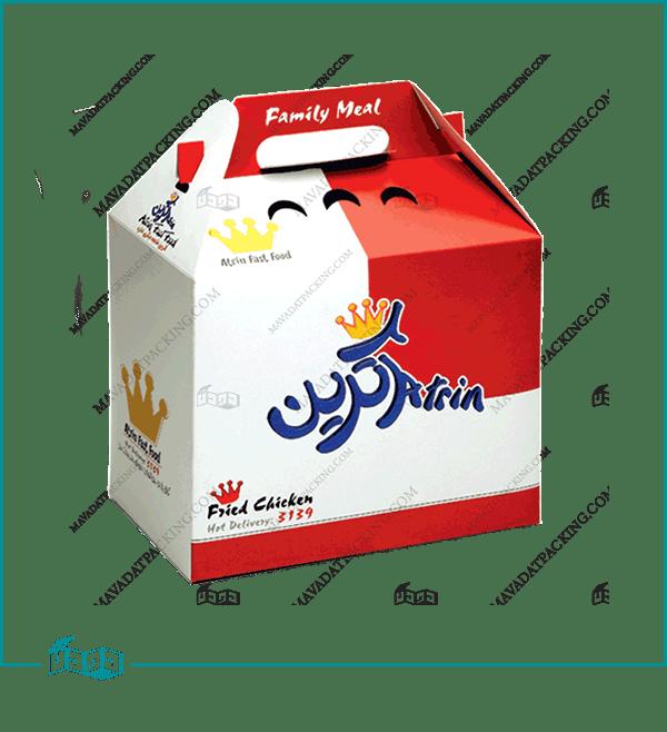 جعبه سوخاری خانواده