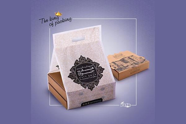 انواع چاپ در بسته بندی محصولات غذایی