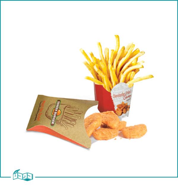 جعبه چند منظوره پیش غذا مدل بدون درب قفلی لاک باتم